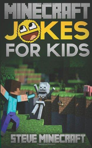 9781499609585: Minecraft Jokes for Kids: 1 (Minecraft Handbooks)