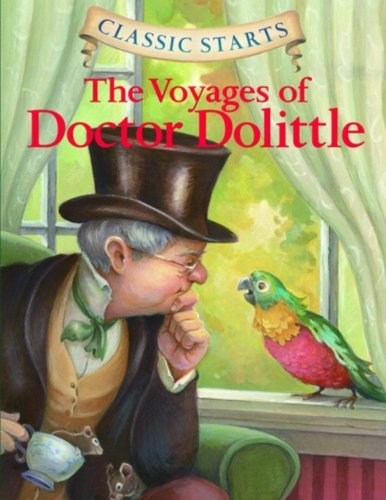 The Voyages Of Doctor Dolittle: Lofting, Hugh