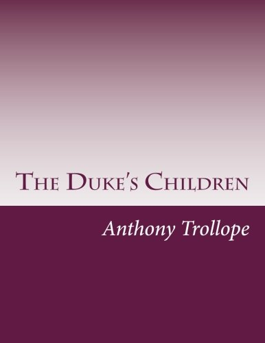 9781499625714: The Duke's Children