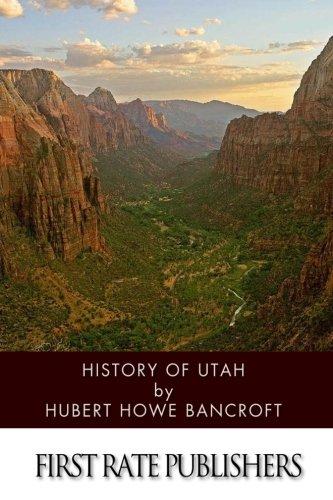 9781499627527: History of Utah
