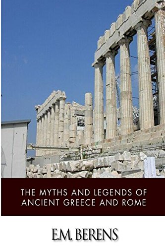 9781499630411: The Myths and Legends of Ancient Greece and Rome