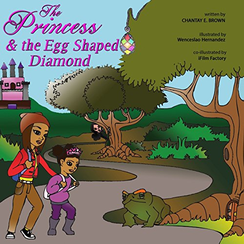 9781499632729: The Princess And The Egg Shaped Diamond