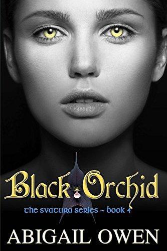 9781499633399: Black Orchid (Svatura) (Volume 4)
