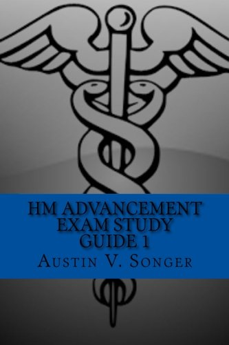 Hm Advancement Exam Study Guide 1: Hospital: Songer, Austin V.