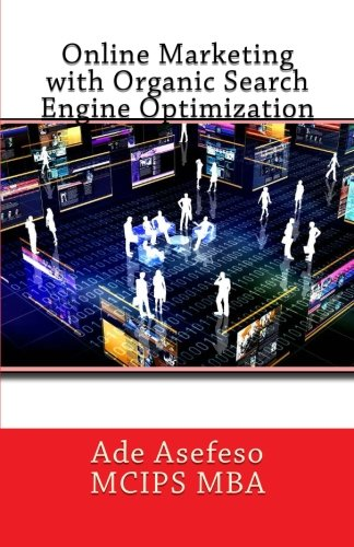 9781499656688: Online Marketing with Organic Search Engine Optimization