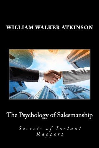9781499668605: The Psychology of Salesmanship: Secrets of Instant Rapport