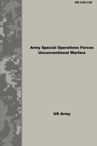 9781499669350: Army Special Operations Forces: Unconventional Warfare