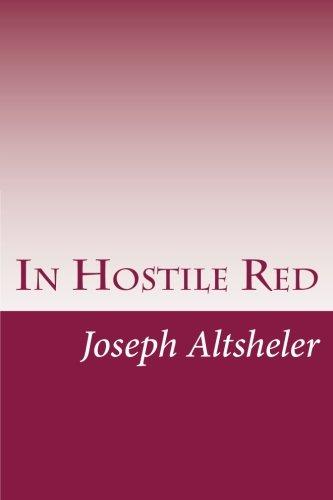 9781499671278: In Hostile Red