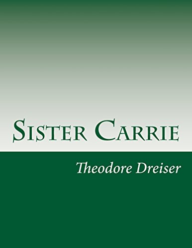 9781499671742: Sister Carrie
