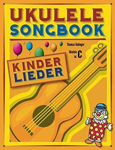 9781499678253: Ukulele Songbook: Kinderlieder