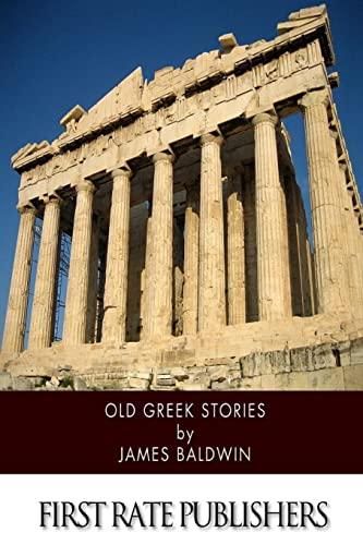 9781499682076: Old Greek Stories
