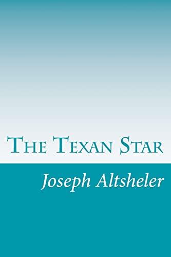 9781499700824: The Texan Star