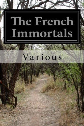 The French Immortals: Various
