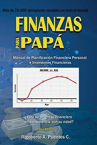 9781499730586: Finanzas para Papa (8a. edicion): Manual de Planificacion Financiera Personal e Inversiones Financieras