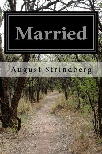 Married: Strindberg, August