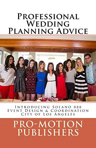Professional Wedding Planning Advice: Pro-Motion Publishers