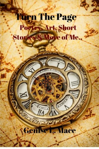9781499757330: Turn the Page: Poetry, Art, Short Stories & More of Me...