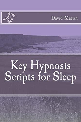 9781499760606: Key Hypnosis Scripts for Sleep