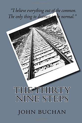 9781499764994: The Thirty Nine Steps