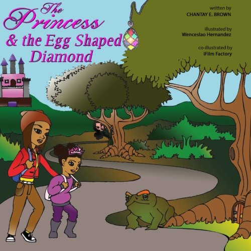 9781499765588: The Princess and the Egg Shaped Diamond