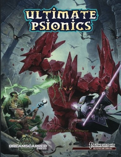 9781499769371: Ultimate Psionics B&W: Black & White Softcover