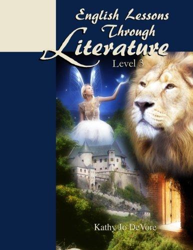 9781499770551: English Lessons Through Literature Level 3 (8.5 x 11) (Volume 3)