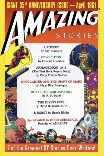 9781499772937: Amazing Stories: Giant 35th Anniversary Issue