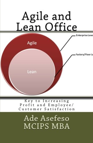 9781499774788: Agile and Lean Office: Key to Increasing Profit and Employee/Customer Satisfaction