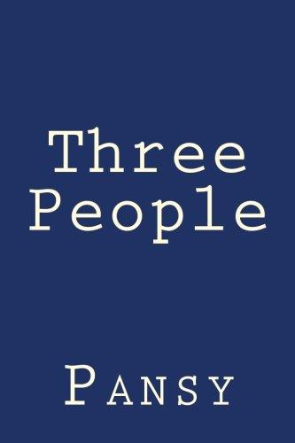 9781499789225: Three People