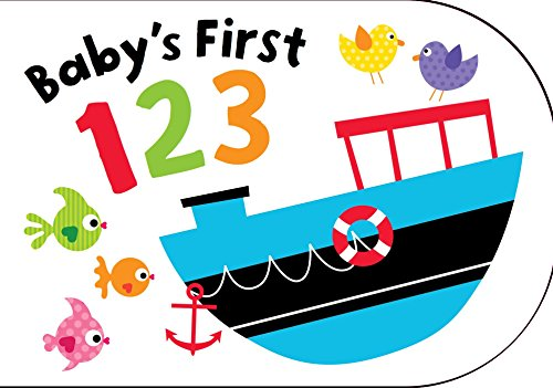 Baby's First 123: Little Bee Books