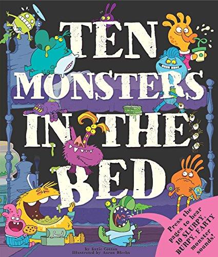 Ten Monsters in the Bed: Cotton, Katie