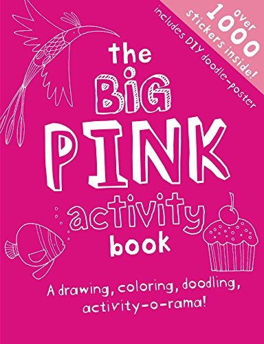 The Big Pink Activity Book: Hamilton, Libby