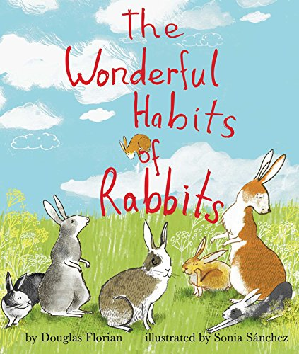 9781499801040: The Wonderful Habits of Rabbits