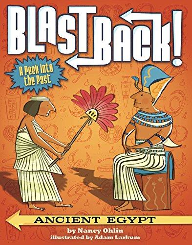 9781499801170: Ancient Egypt (Blast Back!)
