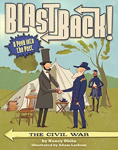 9781499801200: The Civil War (Blast Back!)