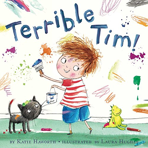 Terrible Tim!: Katie Haworth