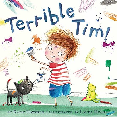 Terrible Tim: Katie Haworth