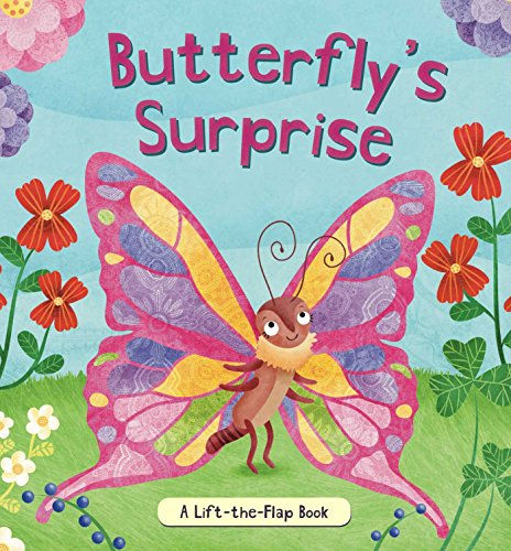 9781499801538: Butterfly's Surprise: A Lift-the-Flap Book