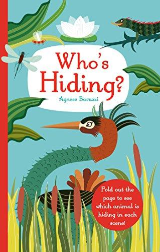 9781499801682: Who's Hiding?