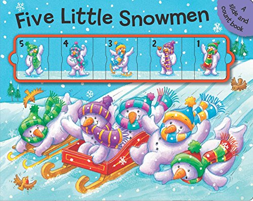 Five Little Snowmen (My First): Rivers-Moore, Debbie