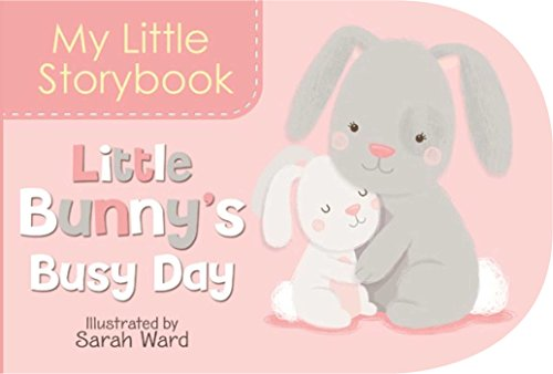 9781499801910: My Little Storybook: Little Bunny's Busy Day