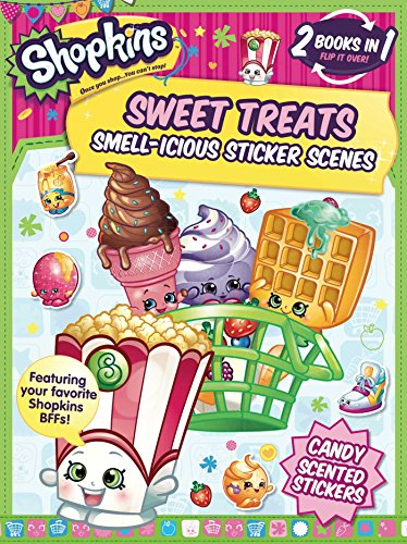 9781499802245: Shopkins Sweet Treats/Cheeky Chocolate (Sticker and Activity Book)