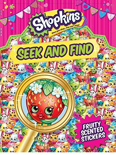 9781499802252: Shopkins Seek and Find