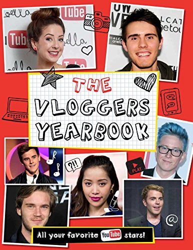 9781499802306: The Vloggers Yearbook
