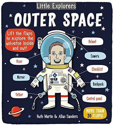 Little Explorers: Outer Space: Ruth Martin