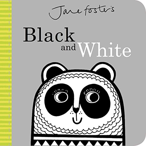 9781499802559: Jane Foster's Black and White