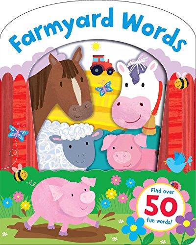 Farmyard Words: Julia Seal