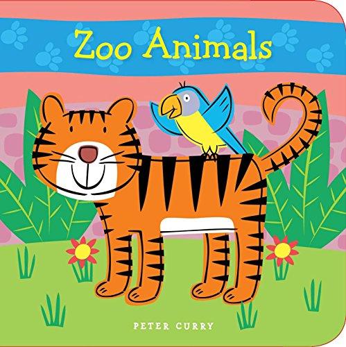 9781499802610: Zoo Animals
