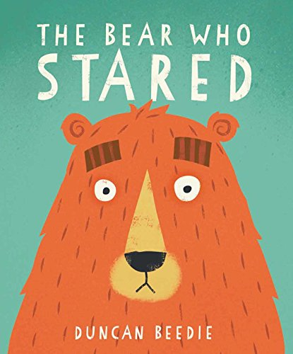 9781499802856: The Bear Who Stared