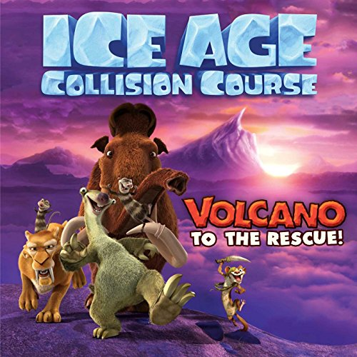 9781499803037: Ice Age Collision Course: Volcano to the Rescue!